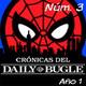 Spiderman: Crónicas del Daily Bugle 3. LOGAN. ENTREVISTA EXCLUSIVA A PATRICK STEWART.