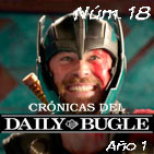 Spider-Man: Crónicas del Daily Bugle 18. Thor: Ragnarok (2017).