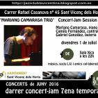 Jam Session amb Mariano Camarasa Trio & Friends