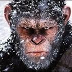 La guerra del planeta de los simios. Cars 3. Estrenos del 14 de Julio de 2017
