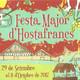 Acte de presentació de la Festa Major d'Hostafrancs 2017