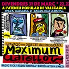 Màximum Clatellot : El Mític programa perdut de Vallcarca