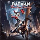LYCRA 100% Las canciones de Batman y Harley Quinn (2017)