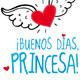 'Buenos días princesa' de BLUE JEANS (Iris, 3A)