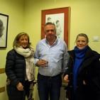 Entrevista a Eugenio Cagigal exposición trabajos