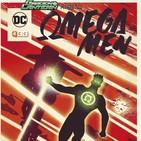 Linterna Verde: Omega Men-El cristianismo presentado como una tercera vía esperanzadora para solucionar un conflicto
