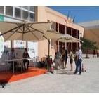 Radio Rinconada 2ª parte del especial comercio desde la Plaza del IES Carmen Laffón 9 de julio de 2014