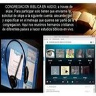 EL OTRO CONSOLADOR (PARACLETO): DESVELADA SU VERDADERA IDENTIDAD. congregacion biblica en audio