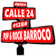 #128# Pop & Rock Barroco - Calle 24