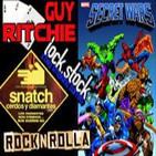LODE 5x10 Lock & Stock + Snatch + RockNRolla, Secret Wars 30º aniversario