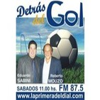 Detrás del Gol - Programa 3 - Conduccion EDUARDO SABINI y participación especial de ROBERTO MOUZO