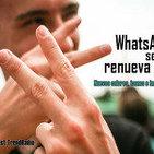 WhatsApp renueva su imagen
