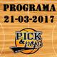 Pick&Pop 21/03/2017