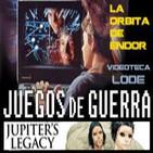 LODE 4x02 JUEGOS DE GUERRA, Jupiter´s Legacy