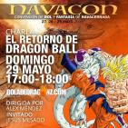 CHARLA: EL RETORNO DE DRAGON BALL (Boladedragonz.com)