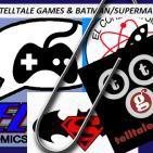 El Cohete Atómico y El Clip :Telltale Games y Batman Superman
