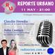#ReporteUrbano 11/05/17 Subtes Horarios D Carranza Miguel Abuelo Pobreza Ciudad Cortes Luz Mascotas Roberto Villalobos