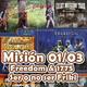 Misión 03: Freedom & 1775. Ser o no ser FRIKI