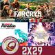 GR (2X29) Mega Análisis Far Cry 5, Burnout Paradise Remastered, Película Ready Player One: Crítica sin spoilers.
