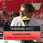 Entrevista Taula d'Esports (FirEntitats 2017)