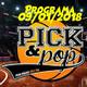 Pick&Pop 09/11/2018