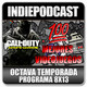 Indiepodcast 8x13 'Call of Duty Infinite Warfare, CoD 4 Remastered y lista de los 100 juegos de Edge'