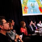 II Congreso Culturas en Movimiento, Inauguración. Exposición de Javier Reynaldo Romero: Descolonización de las Culturas
