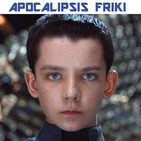 Apocalipsis Friki 067 - El Juego de Ender / Entrevista a Jordi Bayarri / Salón del Manga