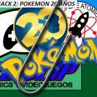 El Clip El Podcast de comics y videojuegos Bonus track 2.- Pokemon 20 Aniversaio