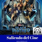 Black Panther Saliendo del Cine