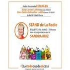 Radio Rinconada 1ª parte del especial comercio desde la entrada del cento comercial El Rincón el 10 de julio de 2014