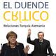 EDC 1x03 - Crisis en las relaciones entre Alemania y Turquía