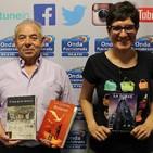 José Luis Moraleja y Vanessa Montesinos presentan sus nuevas obras