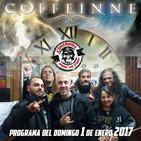 Corsarios - Programa del 1 de enero de 2017 - Entrevista COFFEINNE