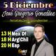 'JOSE GREGORIO GONZALEZ' EN Alerta OvNi 2012