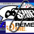 El Cohete Atómico y El Clip:Remember Me y SHIELD
