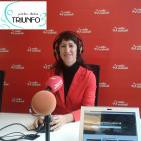 Mugibili en Boulevard (Radio Euskadi): Elena Alzuri de Triunfo3 nos habla del Aero-Yoga y el juego En Busca del Tesoro