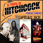 El Perfil de Hitchcock 3x31: Últimos días en el desierto, Howard el Pato y Barrabás.