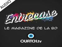 Entrecase S02E21 : Le dessin de presse à l?honneur avec François Boucq, Berth et Brouck
