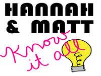 Hannah and Matt Condemn Name Thieves