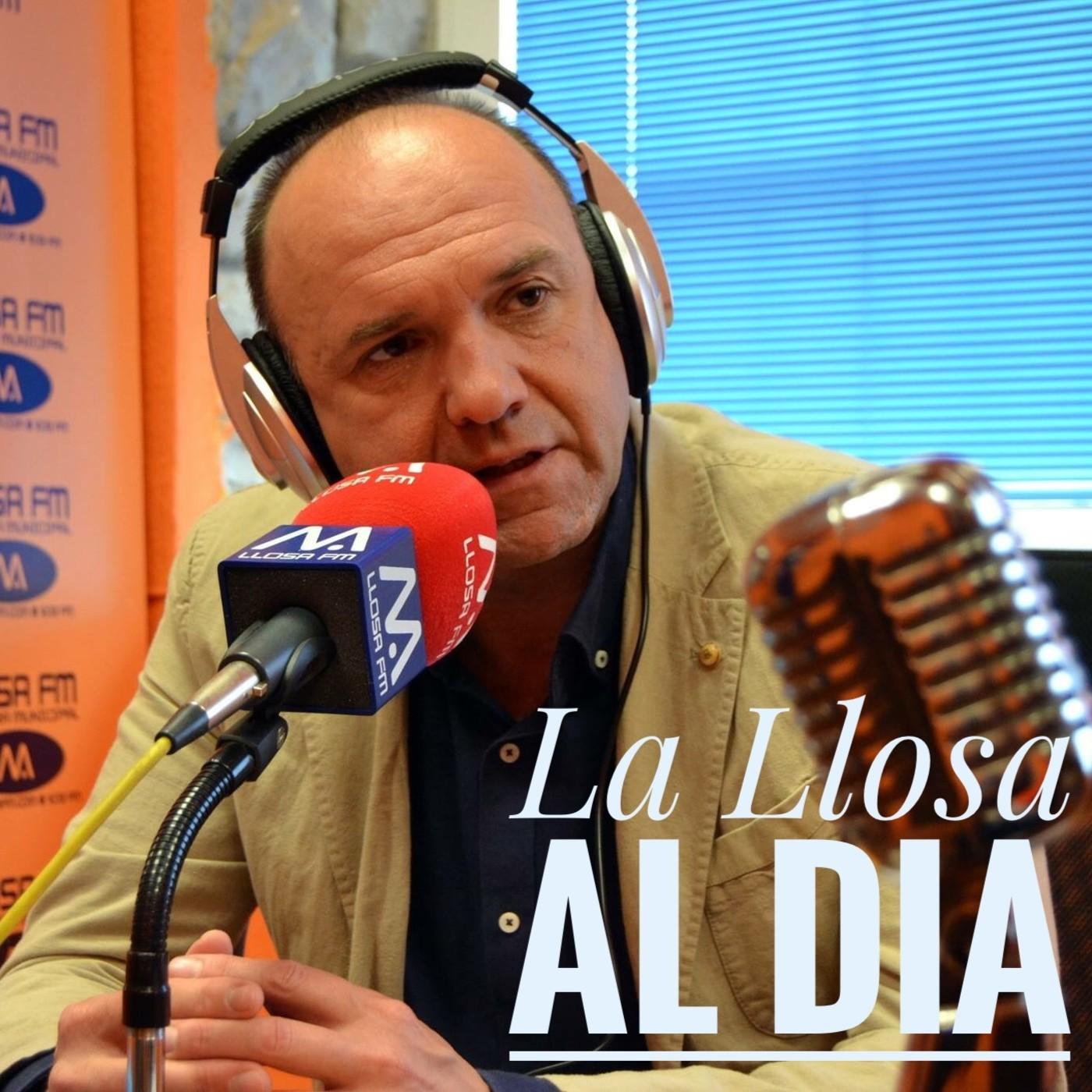 <![CDATA[Podcast La Llosa al Día - Evarist Aznar]]>