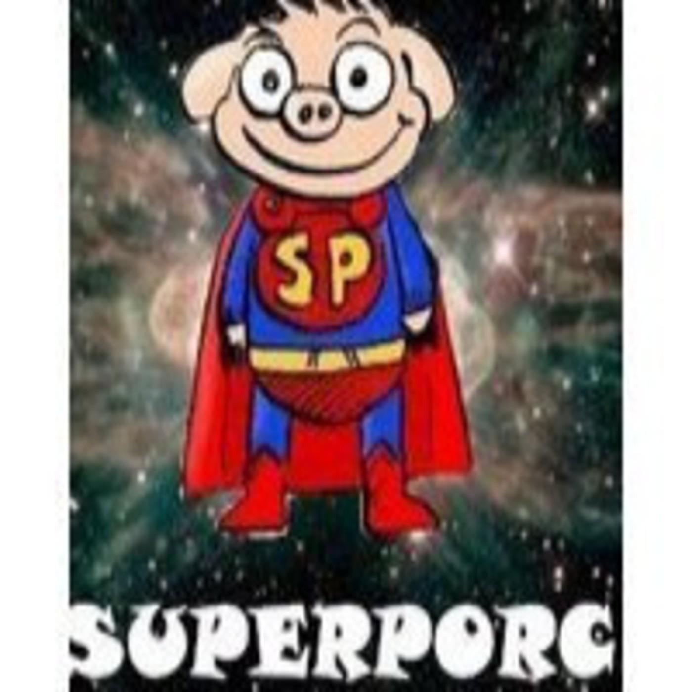 <![CDATA[LES AVENTURES DE SUPERPORC, radionovel·la]]>