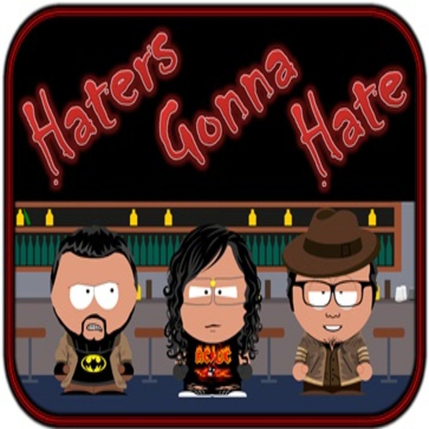 <![CDATA[Haters Gonna Hate]]>