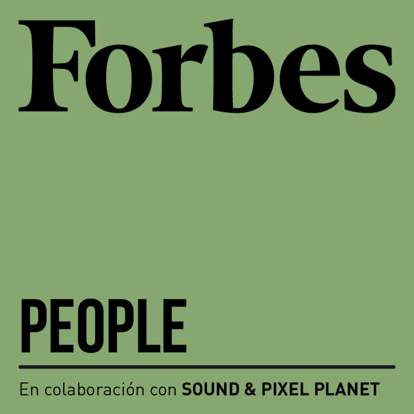 Logo de FORBES PEOPLE