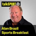 Alan Brazil breakfast bite - Monday, July 17: Simon Jordan, the Keyboard Warrior!