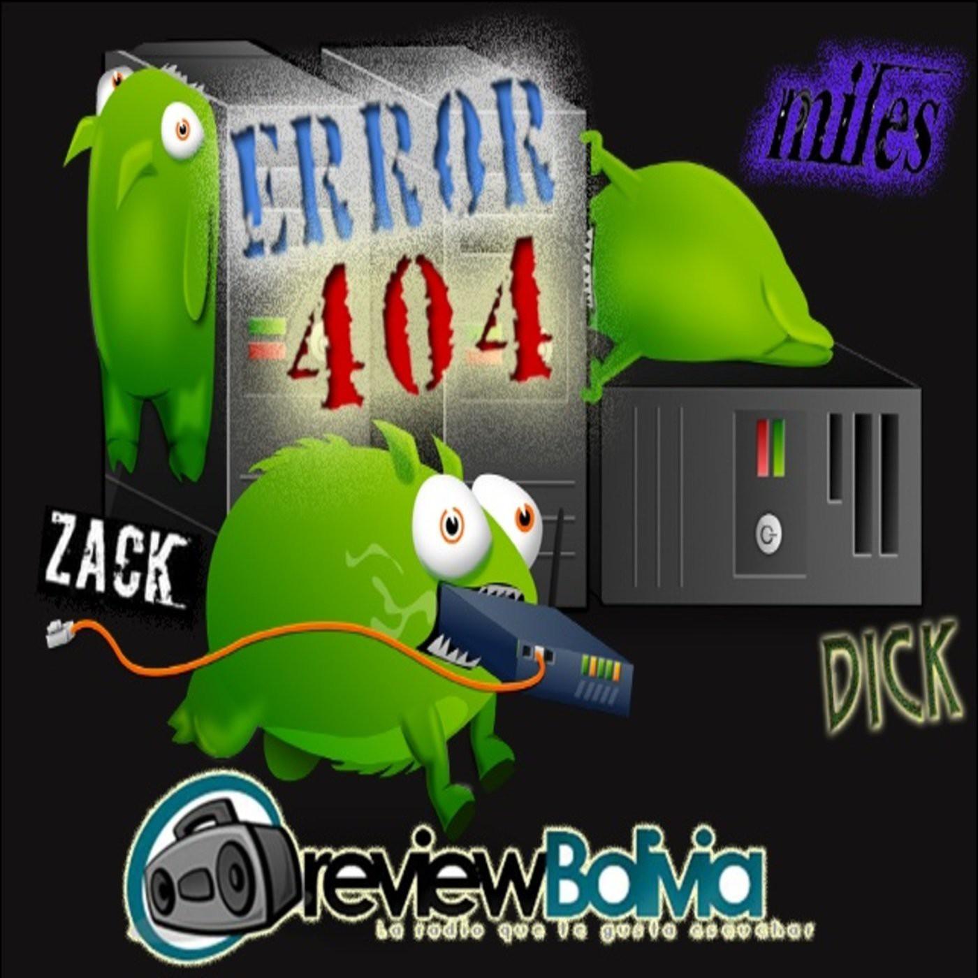 <![CDATA[Termintor la saga en el cine - Error 404 - Prog 02]]>