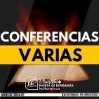 Conferencias MPE Variadas