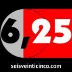 6,25 (Seisveinticinco.com) del 13 de noviembre de 2015