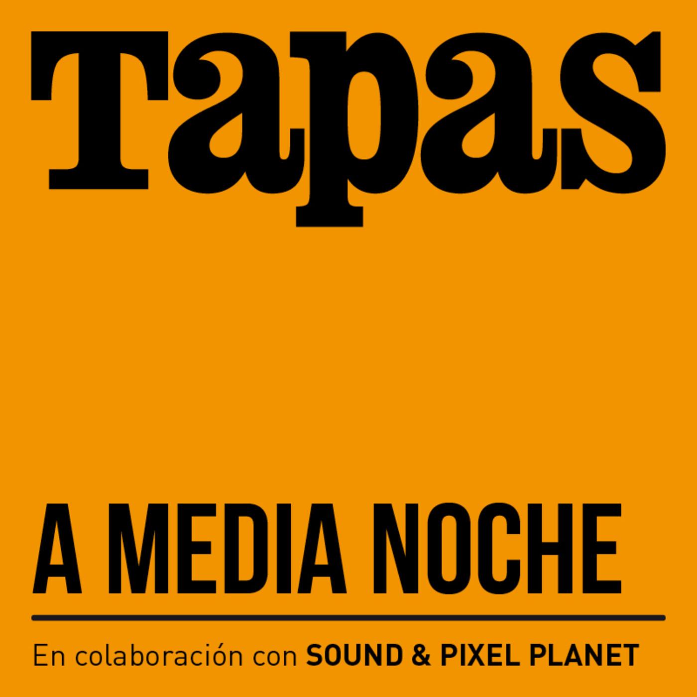 Logo de TAPAS A MEDIA NOCHE