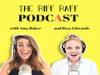 The Riff Raff Podcast: Episode 27 - Natasha Bell